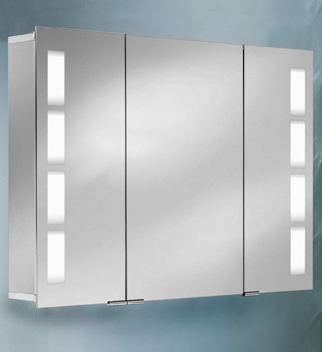 Bathroom on New Backlit Bathroom Cabinets   Product Reviews And Bathroom