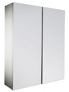 Alaska Mirror Bathroom Cabinet