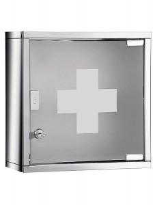 Bathroom-medicine-cabinet-Lockable
