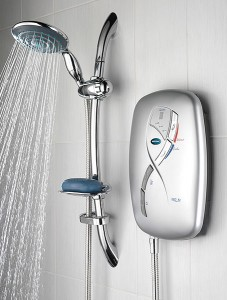 Electric shower image